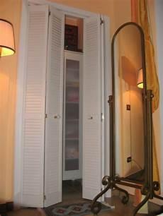 armadi con ante a persiana persiana a soffietto per cabina armadio 61 0x203 2 in