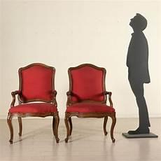 sedie poltrone coppia di poltrone barocchetto sedie poltrone divani