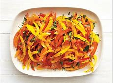 bell pepper salad image