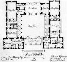 courtyard house plans u shaped 16 best images about u shaped floor plans on pinterest