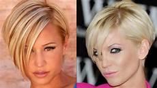 cortes cortos para mujer cortes de cabello corto con flequillo para mujer l side