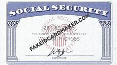 make a social security card template usa social security card id id card maker