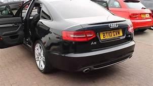 Tag For Audi A6 2010 Black  C5 Avant