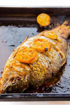 spicy grilled croaker fish