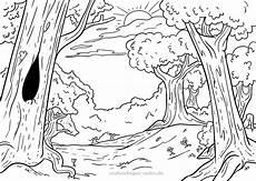 coloriage for 234 t et soleil paysages