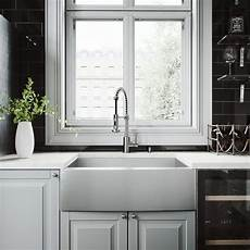 vigo stainless steel all in one farmhouse kitchen sink and