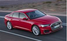 2018 Audi A6 Review High Tech Tour De Is Strangely
