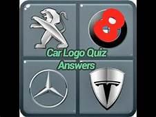CAR LOGO QUIZ  LEVEL 8 YouTube