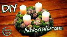 diy adventskranz selber machen weihnachtskranz aus