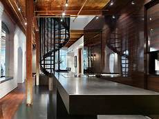 Penthouse At The Factory Lofts By Johnson Chou