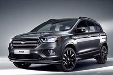 ford kuga 2017 spurverbreiterung sharper looks and updated cabin for 2017 ford kuga