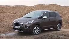 Essai Peugeot 3008 2013