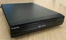 Polaroid Dv1018 Compact Dvd Player Black Ebay