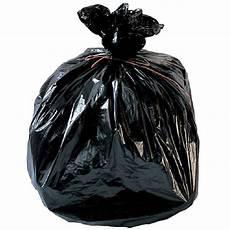 sacs poubelle noirs grand volume