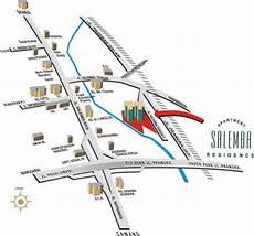 Jual Apartemen Salemba Residence Jakarta Pusat 2 Br