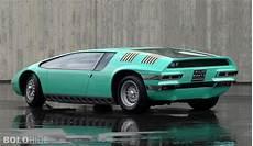 Bold Concept 1968 Italdesign Bizzarrini Manta