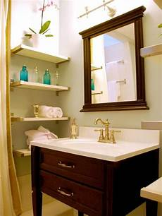 bathroom decorating ideas for small spaces 10 smart design ideas for small spaces hgtv