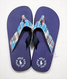 nwt ralph polo womens flip flops new ebay