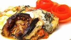 auberginen auflauf mit mozarella und tomate vegetarisch