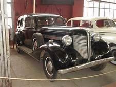 ZiS 101 In Moscow Retro Cars Museumjpg  Wikimedia