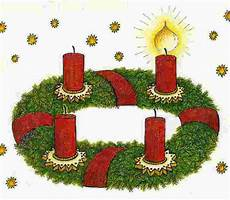 bild adventskranz 1 kerzen bilder19