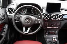 Fahrbericht Test Mercedes B 180 Cdi Die B Klasse