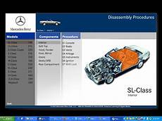 car repair manuals download 2012 mercedes benz m class electronic throttle control super mb star c3 disassembly assistant software obdii365 com official blog