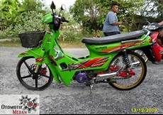Modifikasi Motor Grand Klasik by Modifikasi Motor Honda Grand Si Bebek Klasik