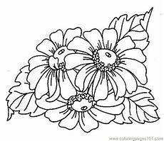pattern printable coloring page for kids and adults