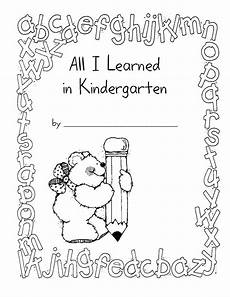 end of the year kindergarten nana page 2