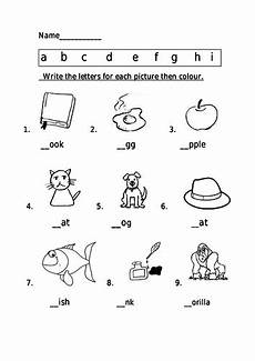 phonics spelling worksheet a i teaching resources