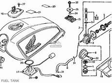 honda cb700sc nighthawk s 1985 f usa parts list partsmanual partsfiche