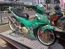 Gambar Modifikasi Yamaha Lc 135 Sportbike New Release