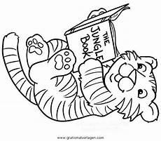 tigerbaby 2 gratis malvorlage in tiere tiger ausmalen