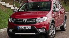 Essai Dacia Sandero Dci 90 Easy R Stepway 2017 F Sport Lt