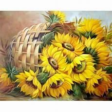 malen nach zahlen sonnenblumen malen nach zahlen eu