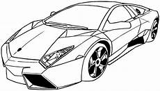 Lamborghini Colouring Pictures To Print
