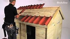 tettoie in plastica v 237 deo instalaci 243 n teja ligera onduvilla