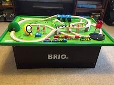 brio eisenbahn tisch brio table top