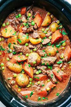 best ever slow cooker beef stew the recipe critic
