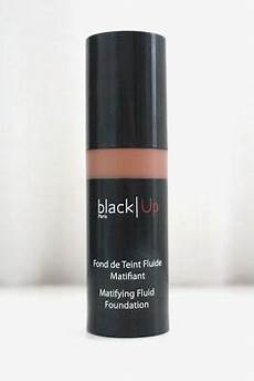 beaut 233 fond de teint le fluide matifiant de black up