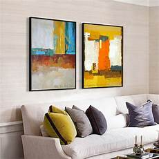 Muya Abstract Painting Large Canvas Wall Tableau
