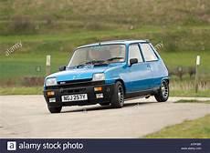 Renault 5 Alpine Turbo 1983 Stock Photo Royalty Free