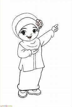 Foto Kartun Anak Muslim Perempuan Terbaru Galeri Keren