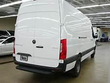 New 2019 Mercedes Benz Sprinter Cargo Van 4500