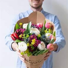 La Box De Bouquets De Fleurs De Saison Par Monsieur Marguerite