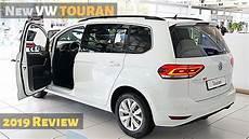 Vw Touran 2019 - 2019 new vw touran review interior exterior