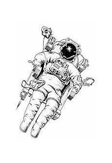 Ausmalbild Rakete Astronaut Astronomie De Ausmalbilder