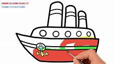 kinder malvorlagen schiffe versenken kostenlose