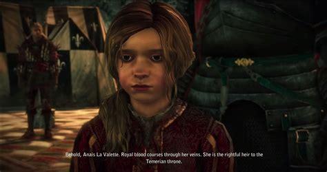 Witcher Anais